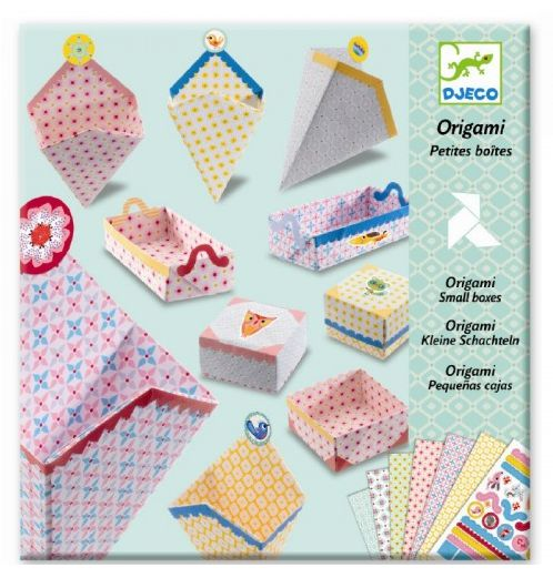 """Оригами простое """"Маленькие"""