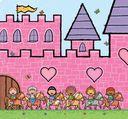 Десять маленьких принцесс. Устный счёт для малышей — фото, картинка — 1