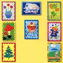 Клоун (набор из 8 карточек) — фото, картинка — 1