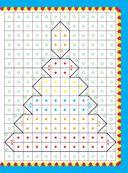 Разноцветная мозаика для малышей — фото, картинка — 3