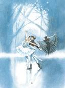 Лебединое озеро. Балет Петра Ильича Чайковского (+ CD) — фото, картинка — 5