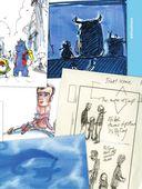 Скетчбук аниматора от Pixar — фото, картинка — 8
