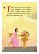 Aladdin and the Magic Lamp (+ CD) — фото, картинка — 1