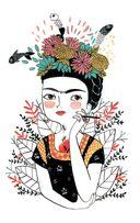 Фрида Кало. Биография в комиксах — фото, картинка — 3