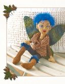 Вязаные куклы. Лесные феи — фото, картинка — 2