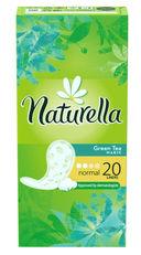 Ежедневные прокладки NATURELLA Green Tea Magic Normal (20 шт.) — фото, картинка — 1
