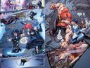 Вселенная DC. Rebirth. Титаны. Выпуск №10. Красный Колпак и Изгои. Выпуск №5-6 — фото, картинка — 2