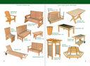Работы по дереву на загородном участке: качели, перголы, скамейки и другая садовая мебель — фото, картинка — 5