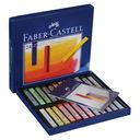 Мягкие мелки GOFA в картонной коробке (24 цвета) — фото, картинка — 2