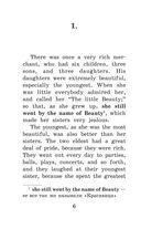 The Beauty and the Beast. Уровень 1 — фото, картинка — 6