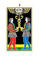 Русское таро. 78 карт и инструкция для предсказаний — фото, картинка — 1