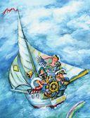 Приключения капитана Врунгеля — фото, картинка — 2