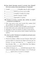Французский язык. 7 класс. Рабочая тетрадь — фото, картинка — 4