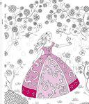 Моя любимая раскраска. Принцессы — фото, картинка — 3