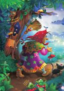 Веники еловые, или Приключения Вани в лаптях и сарафане — фото, картинка — 11