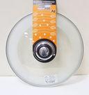 Крышка стеклянная с пароотводом (30 см; арт. 4G-009SB) — фото, картинка — 1