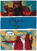 Огни в лесу — фото, картинка — 2