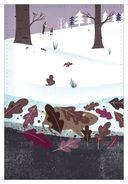 На снегу и под снегом — фото, картинка — 6