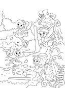 Сказочные принцессы и феи — фото, картинка — 3