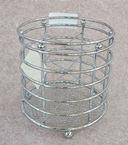 Подставка для столовых приборов металлическая (135х140 мм) — фото, картинка — 1