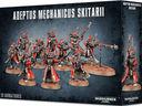 Warhammer 40.000. Adeptus Mechanicus. Skitarii (59-10) — фото, картинка — 1