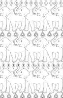 Удивительные животные. Мини-раскраска-антистресс для творчества и вдохновения — фото, картинка — 11
