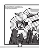 Большая книга игр и раскрасок для супергонщиков — фото, картинка — 6