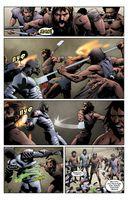 Икс-О Воин. Том 1. Огнем и мечом — фото, картинка — 1