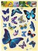 100 наклеек. Бабочки — фото, картинка — 2