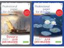 Папка для рисования (А4; 8 листов; арт. 4-016; в ассортименте) — фото, картинка — 1