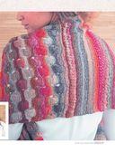 Уютные и стильные модели для вязания спицами — фото, картинка — 10