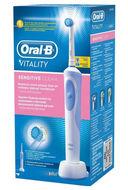 Электрическая зубная щетка Braun Oral-B Vitality Sensitive (D12.513S) — фото, картинка — 1