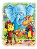 Про веселых обезьянок и другие сказки — фото, картинка — 2