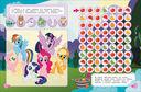 Мой маленький пони. Игры, задания и аппликации (зелёная) — фото, картинка — 2